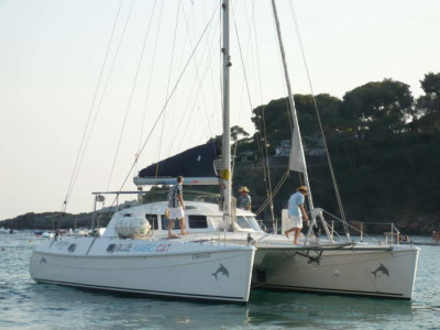 Private Catamaran Charter – 2 hours