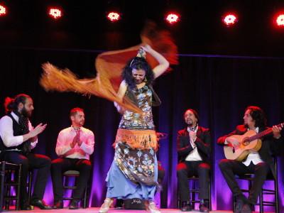 Flamenco, Tapas & Fiesta!