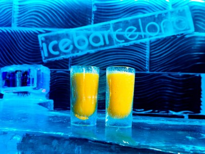 Ice Bar + Ice Cocktail + Nightclub Entry