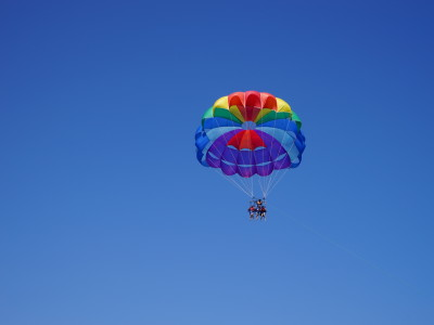 Parachute Ascentionnel