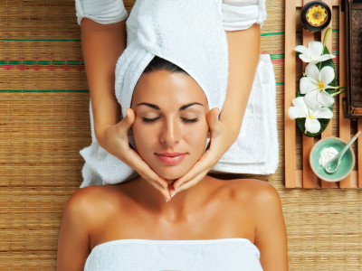 Spa + 15 min de massage