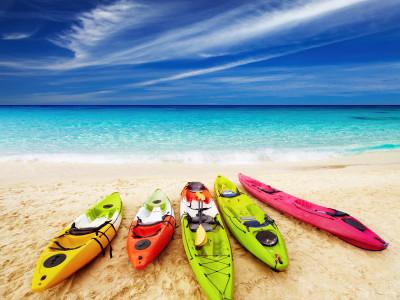 Tour en Kayak et Plongée