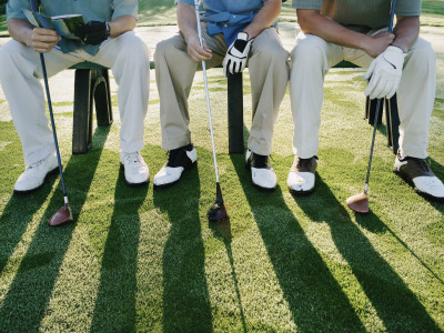 Golf + Bière + Déjeuner