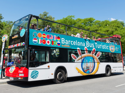 Open Air Bus Tour