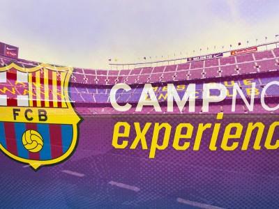 Visite du Stade Camp Nou et de son Musée FCB