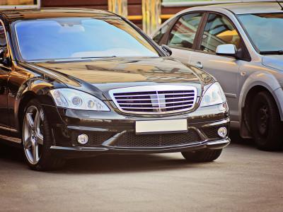 Transport en voiture de luxe