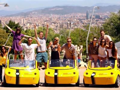 Tour de la Ville en «GoCar»