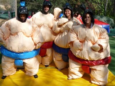 Humor Amarillo – Votre propre Château de Takeshi