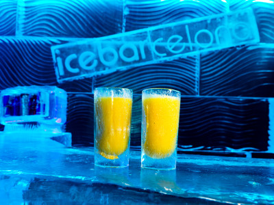 Ice Bar + Cocktail de Glace + Club