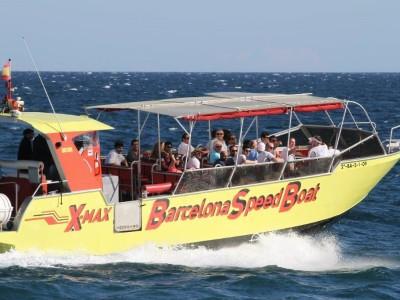Emozionante giro turistico in barca