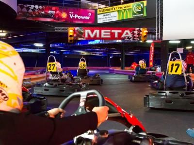 Karting en Intérieur