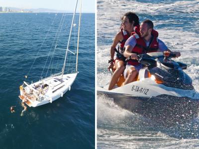 COMBO PACK: Jet ski + Boat