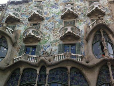 Visitez la Casa Batllo de Gaudi