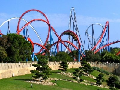 Theme Park in Cataluña