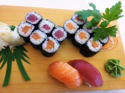 Cours de Sushis