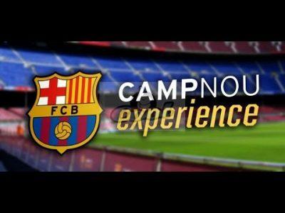 Camp Nou Stadium and Museum Tour – FCB