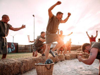L'aventure des Gladiateurs