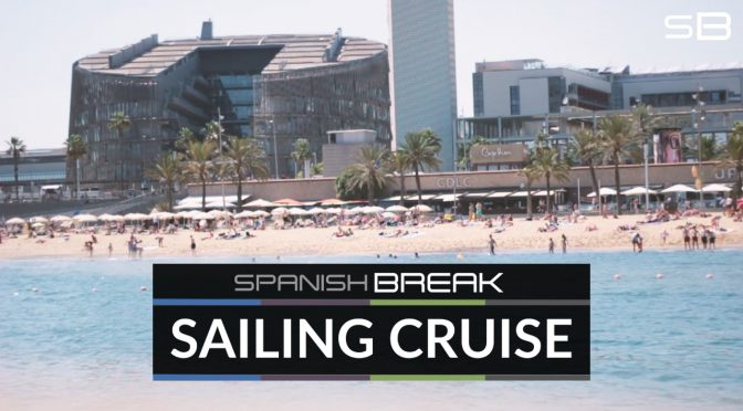 Sailing in Barcelona with Spanish Break